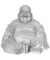 Beeldje lachende boeddha 24 cm