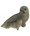 Beeldje zeehond rechts 11 cm