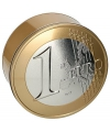 Bewaarblik euro munt