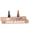 Bierlat drink beer 71 cm