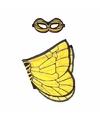 Bijen verkleedset voor meisjes