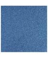 Blauw glitter papier vel