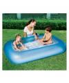 Blauw opblaas zwembad 165 cm