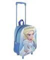 Blauwe frozen elsa trolley