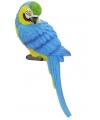 Blauwe papegaai 21 cm