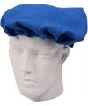 Blauwe pieten baret voor volwassenen