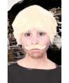 Blonde snor gerrit zelfklevend