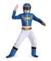 Blue ranger kostuum voor jongens