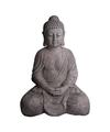 Boeddha beeld grijs 71 cm
