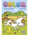Boerderij kleurboek