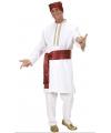 Bollywood kostuum voor heren