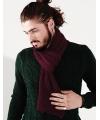 Bordeaux rode sjaal beechfield