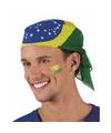 Brazilie bandana 53 cm
