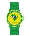 Brazilie siliconen horloge