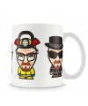 Breaking bad mok walter white minions