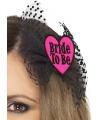 Bride to be haarstrik