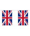 Britse vlaggenlijn 9 meter