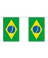 Buiten vlaggenlijn brazilie 3 m