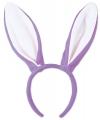 Bunny oren paars met wit voor volwassenen