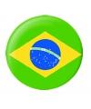 Button brazilie