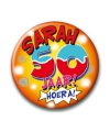 Button sarah 50 jaar