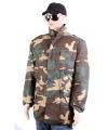 Camouflage jas voor volwassenen