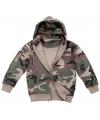 Camouflage vest voor kids