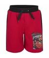 Cars korte broek rood voor jongens