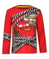 Cars lightning mcqueen t shirt rood