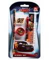 Cars school set 5 delig