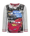 Cars t shirt mc queen grijs
