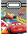 Cars thema feestzakjes 6 stuks
