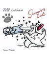 Cartoon kalender simons cat 2018