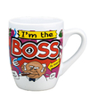 Cartoon mok i m the boss