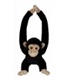 Chimpansee hangend 40 cm