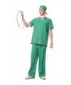 Chirurgen pak grote maat