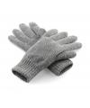 Classic thinsulate handschoenen grijs