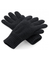 Classic thinsulate handschoenen zwart