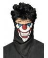 Clown bandana masker