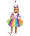 Clowns jurk voor kinderen