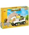 Cobi wild story jeep bouwstenen set