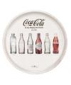 Coca cola dienblad wit
