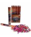 Confetti kanon kleuren 40 cm