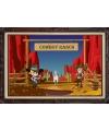 Cowboy ranch poster 59 x 42 cm