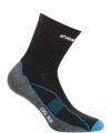 Craft thermo sokken zwart blauw