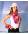Crazy summer dames verkleed set maat m