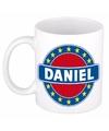 Daniel naam koffie mok beker 300 ml