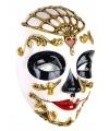 Day of the dead morte masker