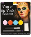 Day of the dead schmink set voor dames
