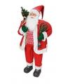 Decoratie kerstman 122 cm